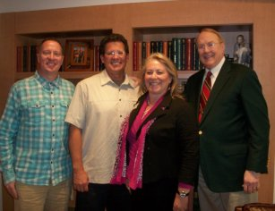 Ryan Dobson, Bill & Pam Farrel, Dr. James Dobson